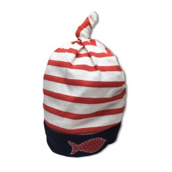 Bonnet le marinier rouge