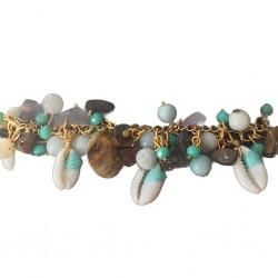Bracelet CARINO turquoise