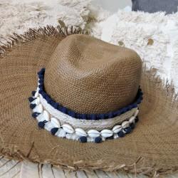 ALBU Ceinture de chapeau