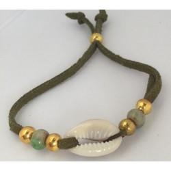 ALEGRA Bracelet cowrie shell